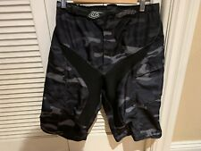 Troy Lee Designs Moto Shorts Camo 32 Fox Racing Specialized Downhill Shorts