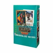 SkyBox 1990-91 Series 2 Basketball Box