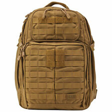 5.11 TACTICAL. GENUINE RUSH 24 Flat Dark Earth BACK PACK...