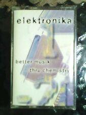 ELEKTRONIKA - V/A (CASSETTE 1997) COMPILATION ELECTRONICA - KRAFTWELT, ETC * NEW