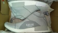 New with box adidas Originals nomad NMD CS1 PK S32191 White Grey US6.5