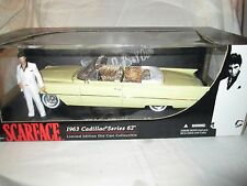 Jada 1963 Cadillac Series 62 Scarface Limited Edition 1:18 Die Cast
