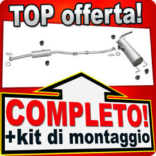 Scarico Completo TOYOTA RAV 4 II 2.0 VVTI 5-porte LWB 2000-2003 Marmitta R14