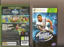 Rugby League Live Xbox 360/X BOX 360