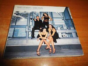 THE CORRS Dreams ALEJANDRO SANZ CD + DVD DIGIPACK 2006 CONCIERTOS 40 principales