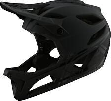 Troy Lee Designs Stage MIPS Full Face Bike Helmet Stealth Black Medium/large