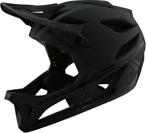 Troy Lee Designs Stage MIPS Full Face Bike Helmet Stealth Black