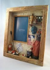 """Golf Photo Frame, 3D, Picture Frame 4""""x 6"""". New In Box!"""