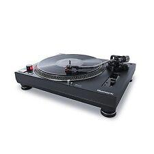 Numark TT250USB DJ Direct Drive Turntable Record Player USB Lead Cart Mac PC