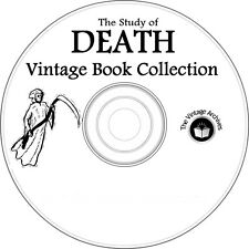 The Study of Death - Vintage Book Collection on CD
