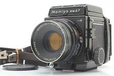 [Near MINT] Mamiya RB67 Pro S Camera Body + Sekor NB 127mm f/3.8 Lens From Japan