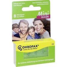 OHROPAX mini Silicon Ohrstöpsel 8 St PZN 11162214