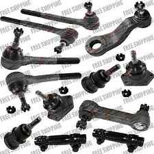 Steering Tie Rod End Pitman Idler Arm Ball Joints For Truck Classic Chevy GMC