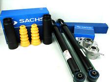 Stossdämpfer Sachs 556273 + Staubschutz + Domlager VW Golf 4 Bora Octavia hinten