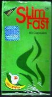 Slim Fast Slimming 60 Capsules Diet Detox Weight Loss Supplements//100% herbal