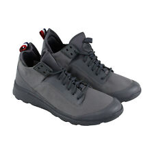 Palladium Desvilles 75329-042-M Mens Gray Casual Lifestyle Sneakers Shoes 3.5