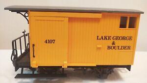 LGB Lehmann G Scale 4107 Wagon Lake George & Boulder 90770