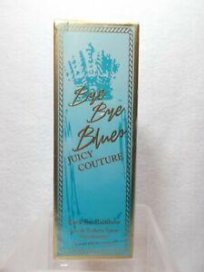 Juicy Couture Rock the Rainbow Bye Bye Blues Fragrance Perfume Toilette Spray