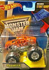 PROWLER  X-RAYS BODY Hot Wheels MONSTER JAM 2015 #11 With STUNT RAMP