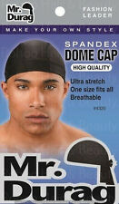 Spandex Dome CAP Flexible Breathable BLACK ( Cool, Dome, Biker Helmet Liner )