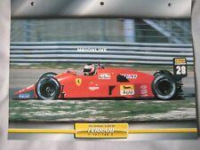Ferrari F 187/188 C DREAM CARS Card