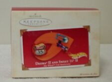 Hallmark Ornament Hot Wheels 35Th Anniversary-Deora 11 And Sweet 16 11