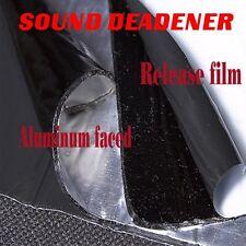 50mil 25sqft NOISE CONTROL MAT Automotive car sound deadener dampen deadening
