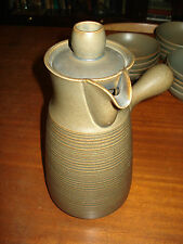 Vintage 1969 Langley Sherwood England coffee pot with lid in super condition!