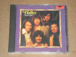 THE HOLLIES SING BOB DYLAN - CD