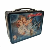 BRAND NEW 2021 Tin Box Star Wars Metal Lunch Box