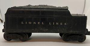 Lionel Lines Coal Tender Car 2466WX