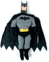 "12"" DC Batman Plush Stuffed Figure Kids Gift Toy Original Licensed SuperHeroes"