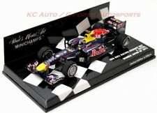 2011 Sebastian Vettel Red Bull RB7 World Champion Japanese GP 1:43 Diecast ERROR