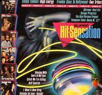 Super Hit Sensation (1984) Evelyn Thomas, Fgth, Ultravox, Savage Progress.. [LP]