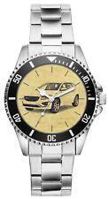 KIESENBERG® Uhr 20220 mit Auto Motiv für Volvo XC 60 Fahrer