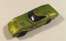 Matchbox Lesney Superfast 1968 Dodge Charger Mk. III Concept Green Diecast Car
