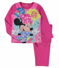 Vêtements rose polaire avec manches longues pour fille de 2 à 16 ans