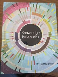 Knowledge Is Beautiful, Hardcover by McCandless, David, brand new, Free s...