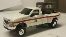 1/64 CUSTOM Ford f350 pioneer hybrids dealer TRUCK WITH probox of seed ERTL