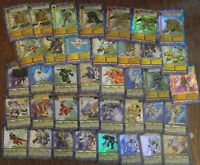 Misc ST Series Digimon cards/Discounted shipping under $20 CAD/bulk deals (desc)