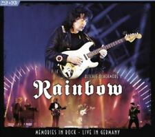 RAINBOW/RITCHIE BLACKMORE - MEMORIES IN ROCK: LIVE IN GERMANY [DIGIPAK] NEW BLU-