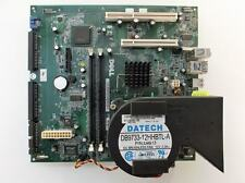 Dell CN-0C7018 REV A03 Socket 478 Motherboard With Intel Celeron 2.80 GHz Cpu