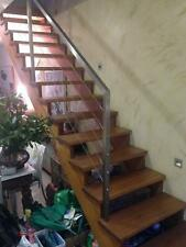 Stainless handrail for stairs