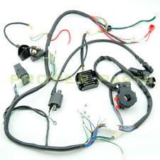 motorcycle electrical \u0026 ignition parts for zongshen ebay  complete electrics atv quad 250cc 200cc cdi wiring harness zongshen lifan