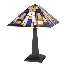 One Table Lamp IN Tiffany Style DSTF-118