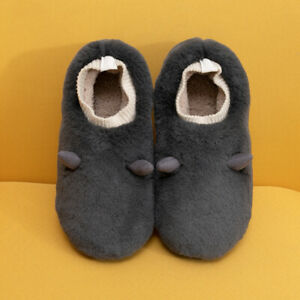 2021 autumn new women's slippers home casual cute couple warm cotton slippers
