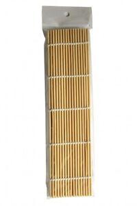 SPAREN: Sushimatte [ ca. 24x24 cm ] SUSHI - Matte,  Bambus / Bambusmatte / Maker
