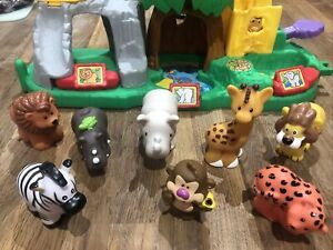 Fisher Price Little People Zoo With Animals And Sounds