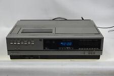 Sanyo VTC-5400P Beta VCR Video Cassette Recorder - Betacord Betamax