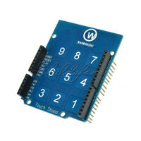 Touch Shield For Arduino UNO R3 MEGA 2560 R3 Capacitive Touchpad 9 keypad 3x3